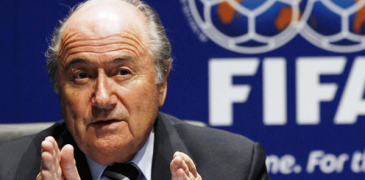 "BREAKING: Coca-Cola tells Sepp Blatter to stand down ""immediately"""