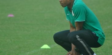 Oliseh fights on despite ill health