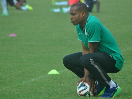 REVEALED! Why Oliseh resign as Eagles coach