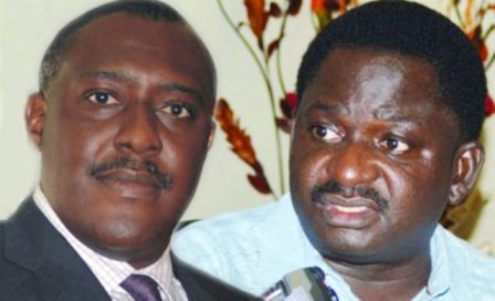Metuh to Adesina, Stop attacking me to satisfy your pay master