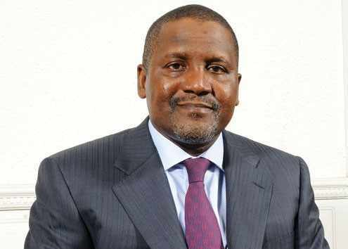 Dangote to mobilise support for victims of insurgency