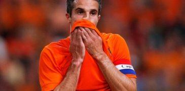 VIDEO: See how Van Persie's own goal ruined Holland
