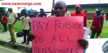 Sorrow, tears as pensioners groan in Delta