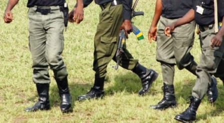 END OF THE ROAD! Police killed three robbers in Delta