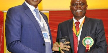 NAPE honours Shell Nigeria at 33rd Conference (PHOTO)