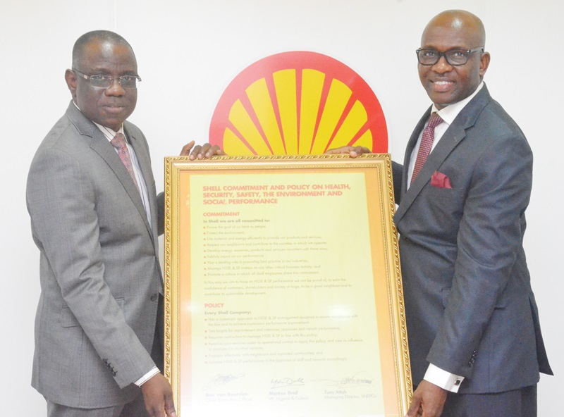 Ojulari takes over as Shell Managing Director
