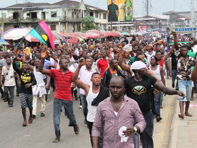 Police IG warns pro-Biafrans against planned violent protest