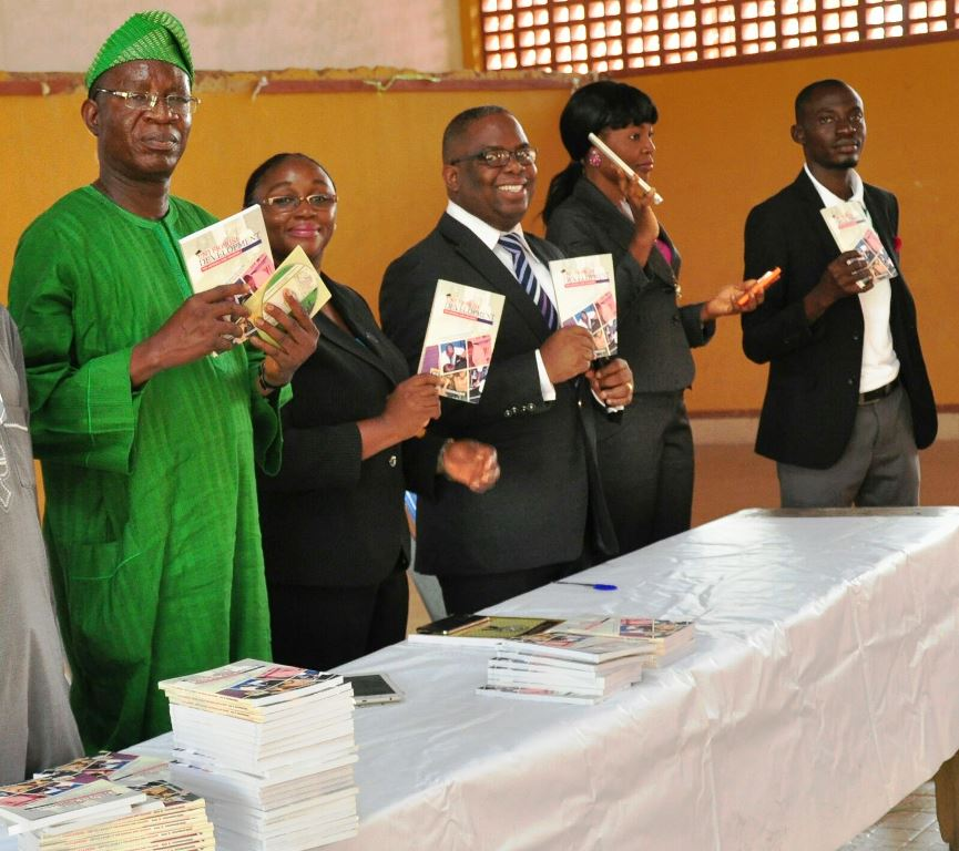 MTN, Enterprising Nigeria commence free book distribution