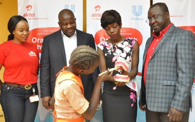 Airtel, Unilever, Dental Association partner to boost oral hygiene among students