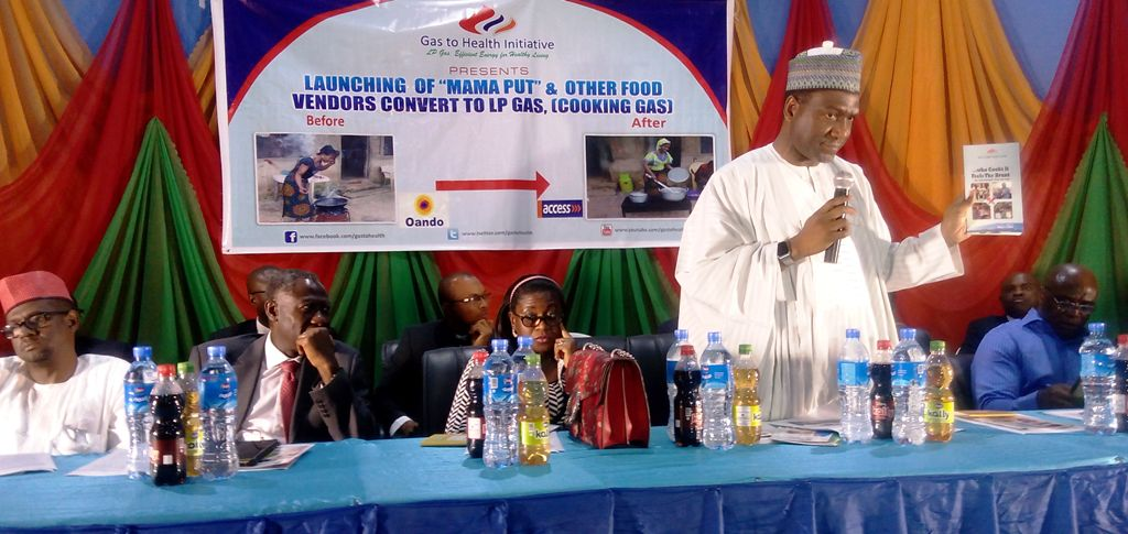 Dangote, others flag off nationwide campaign on cooking gas