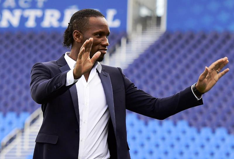 Drogba eye Chelsea job