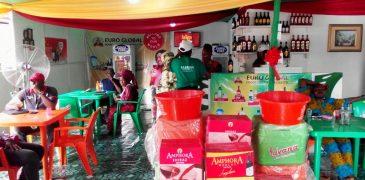 Wine connoisseurs laud Amphora, Julius Tonic wine