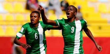 Nigeria's Golden Eaglets demolish Brazil, soar into semi