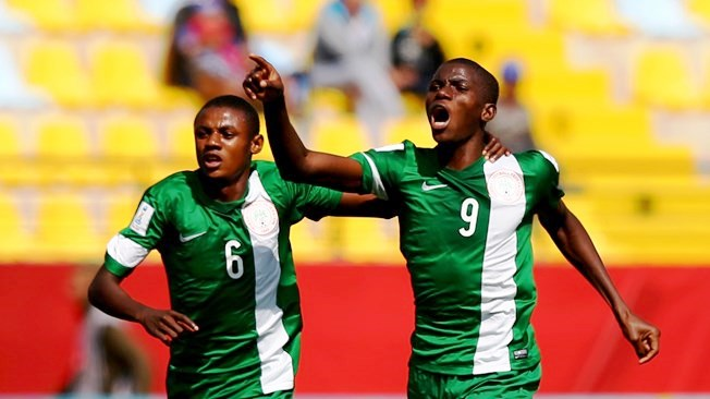 Nigeria's Golden Eaglets demolish Brazil, soar into semi