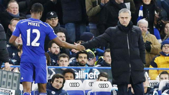Mikel: Mourinho is the man to fix Chelsea