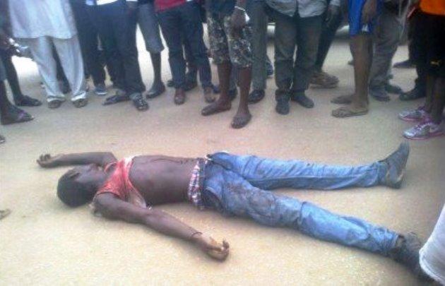Soldier killed pro-Biafra protester in Anambra