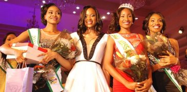 At Miss Nigeria 2015 in Lagos (PHOTO)