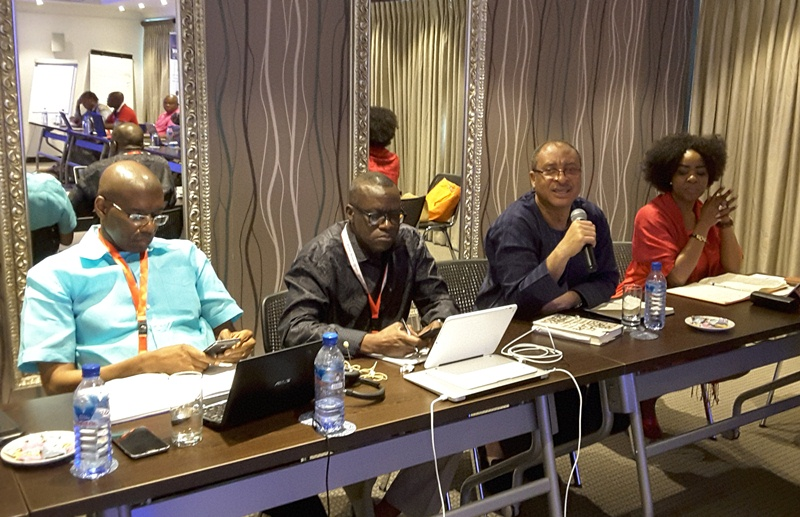 SOVEREIGN TRUST INSURANCE HOLDS 2016 BUDGET/STRATEGY SESSION (PHOTO)