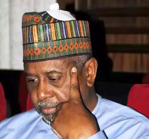 Dasuki asks court to stop trial in alleged arms possession charge