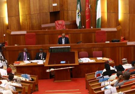 Senate receives 2018 budget report