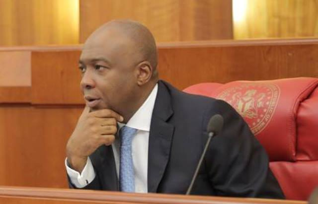 Saraki promises Senate's commitment to tackling Apapa Port gridlock