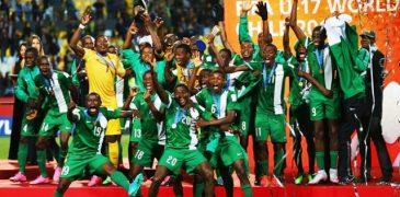 Nigeria stun Mali, retain U17 World Cup trophy