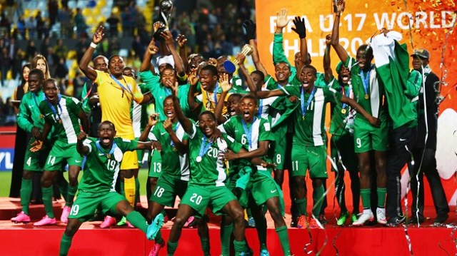APC hails Golden Eaglets, says World Cup victory epitomizes can-do spirit of Nigerians