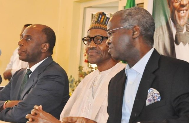 Fashola, Amaechi, Audu Ogbe, other ministers take oaths of office Wednesday