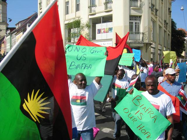 FG commences negotiation with Biafra agitators