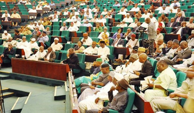 Reps commend Buhari for signing 2018 Appropriation Bill