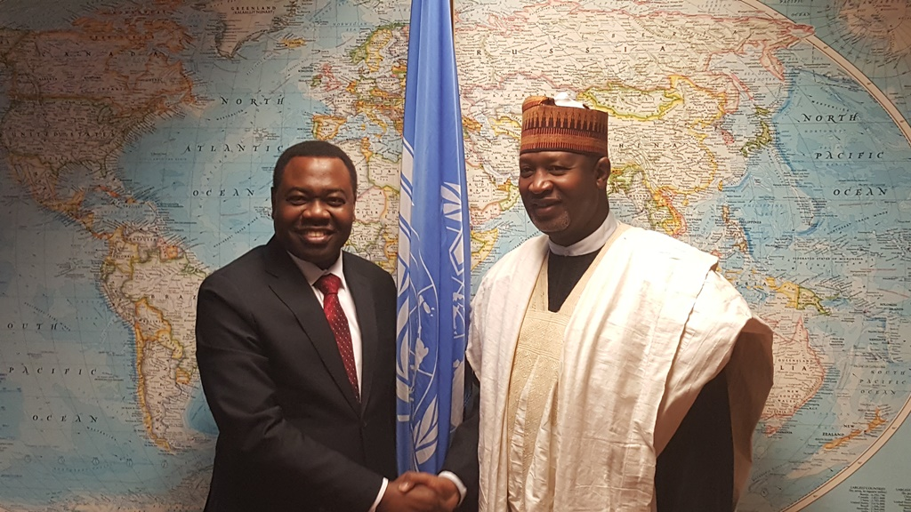 FG backs ICAO President, Aliu for another term