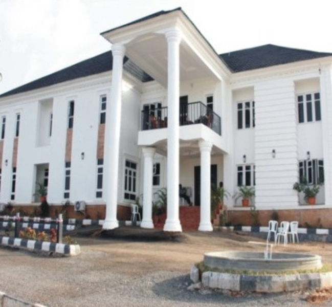 Ooni of Ife, Oba Ogunwusi builds new mansion + pictures