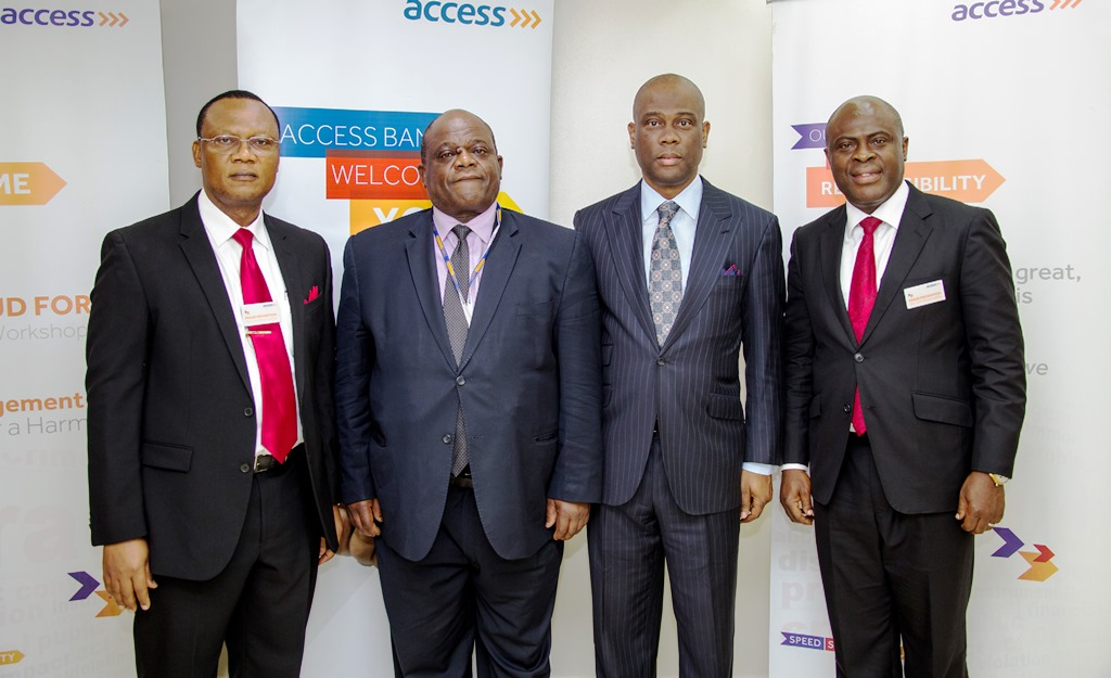 Access Bank holds Anti-Fraud Awareness week (PHOTO)