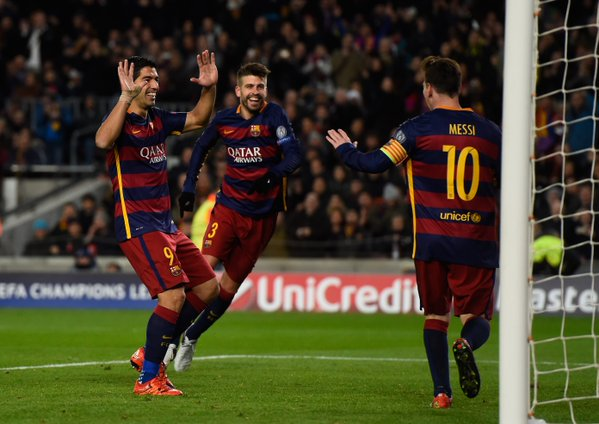 UCL: Barca sinks PSG in dramatic comeback to reach quarterfinals