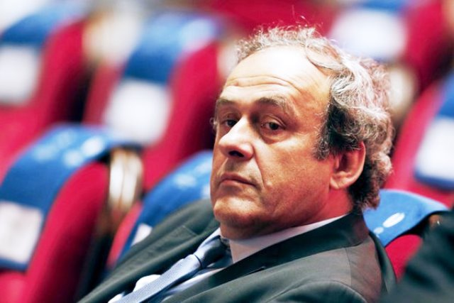 Fifa seeking life ban for Platini