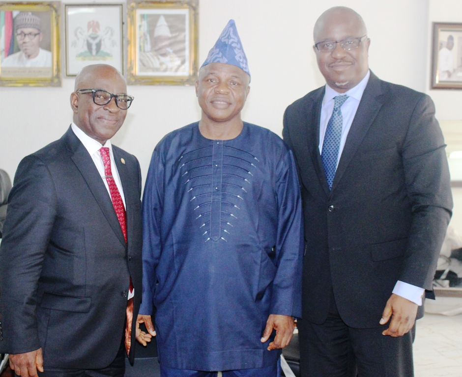 Registered Insurance Brokers visits Ogun government (PHOTO)