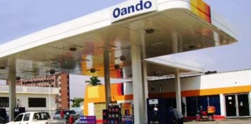 Oando divests interest in captive power plants