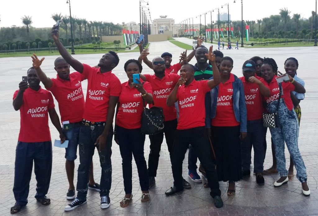 UBA treats 20 customers to unforgettable holiday experience in Dubai