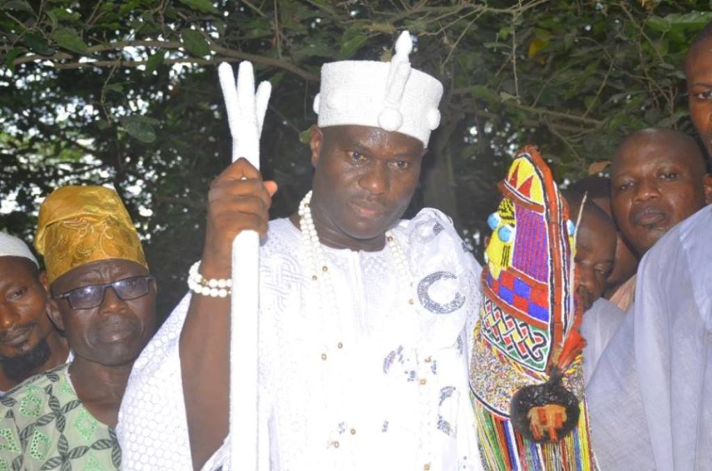 No king on earth is above God, Ooni replies critics