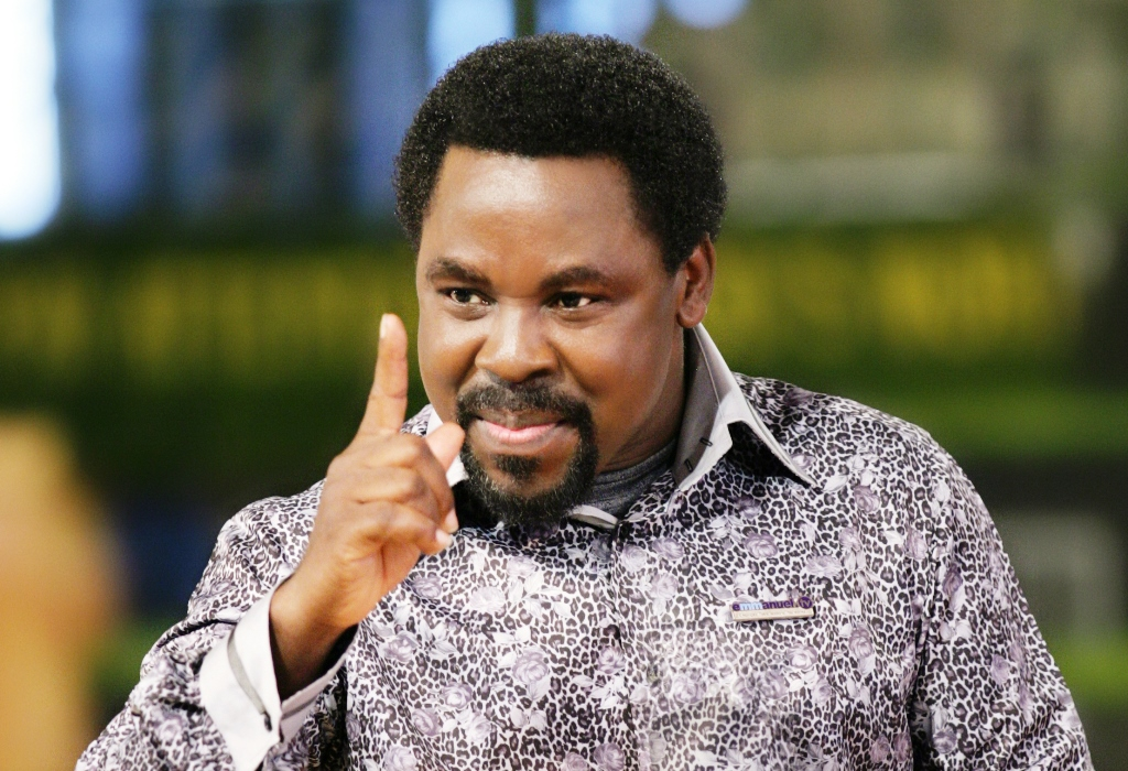 Ese Oruru returns to Bayelsa, as father turns to T.B. Joshua for help
