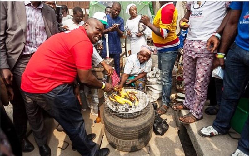 A 'Ponmo' Governor and an 'Okada' Senator By Damilare Ogunleye