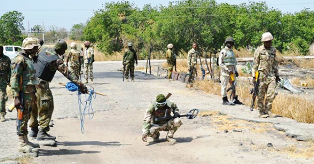 Boko Haram: Troops repel fresh attack, as 3 soldiers, 2 vigilante members killed in Adamawa