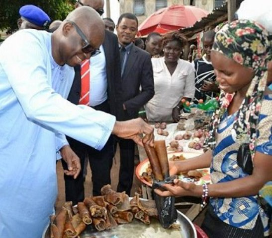 Ekiti begins disbursement of N500m SME loan