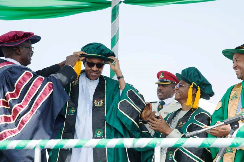 Job creation remains my priority of change agenda – Buhari