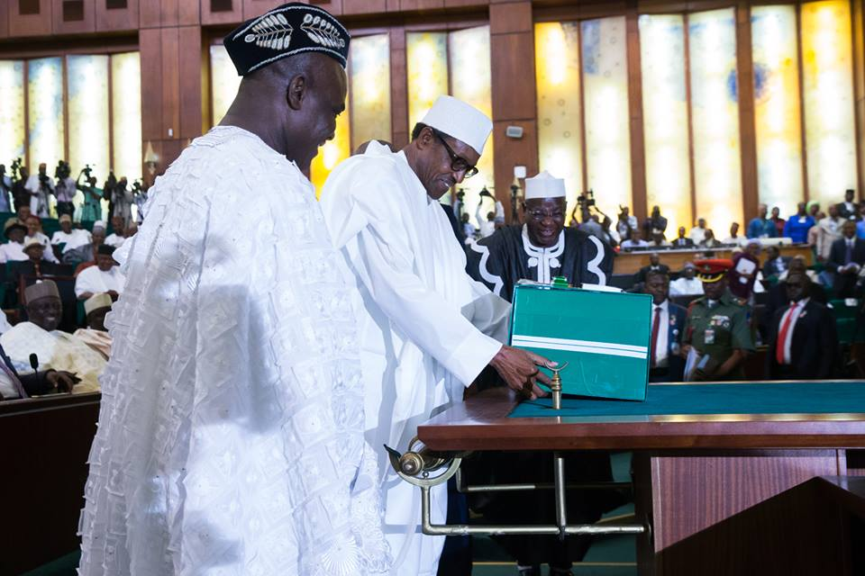 Full text of President Buhari's 2016 budget address