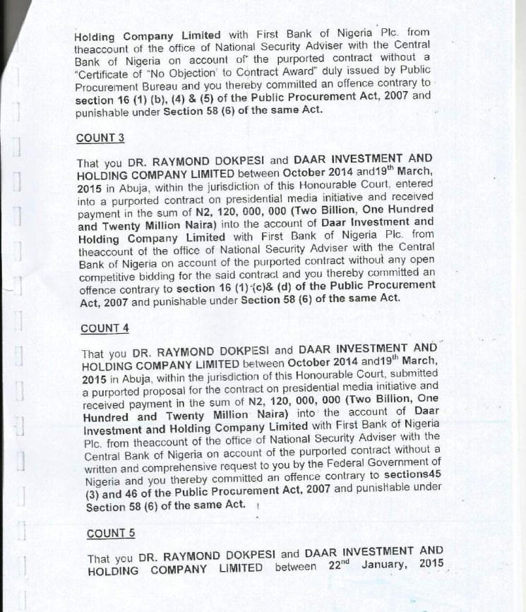 Dokpesi-court papers 2