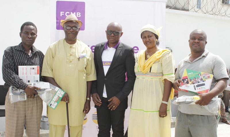 Winners emerge at FCMB Millionaire Promo Season 2 in Port-Harcourt (PHOTO)