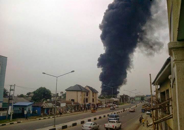 Gas explosion killed attendant in Minna