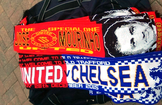 Jose Mourinho-scarves