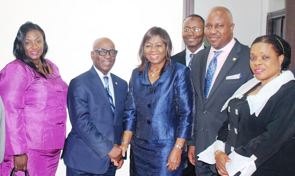 CIIN President, Lady Isioma Chukwuma visits NCRIB